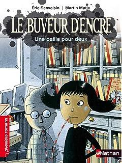Le buveur de fautes dorthographe (Premiers Romans) (French Edition)