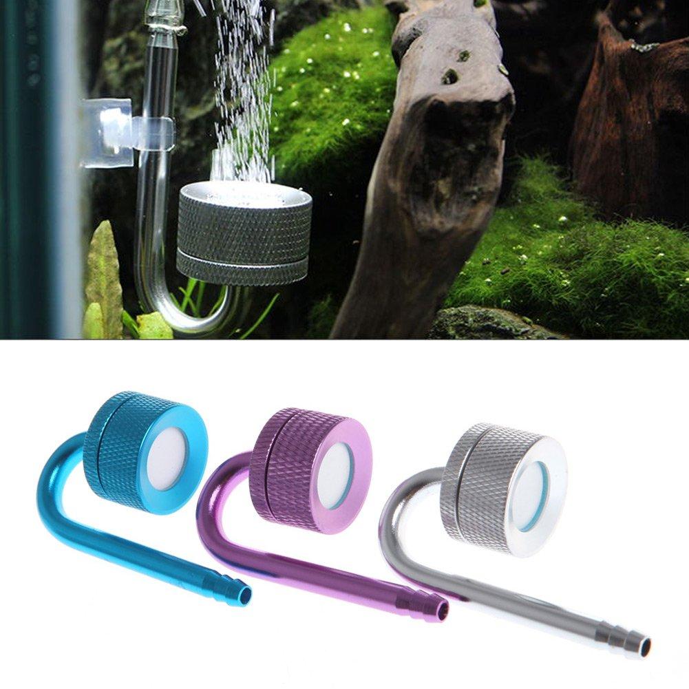 LANDUM CO2 Zerst/äuber System Diffusor Aquarium Kohlendioxid Reaktor Wasser Wasserpflanze Farbe Nach dem Zufallsprinzip