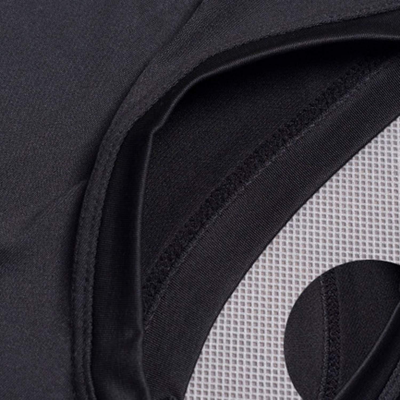 Bakiom 2019 Compression Shirts Tank Tops Men Weight Lifting Fitness Breathable Quick Dry Baselayer Black Sleeveless Tops Mens Clothing Gray XXL China