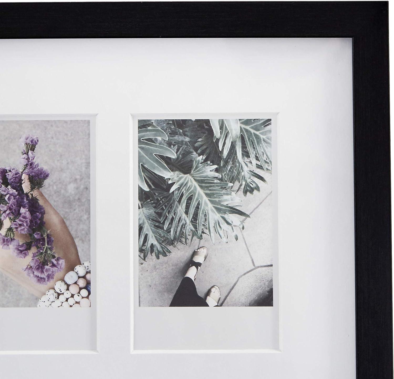 Cornice per fotografie Instax Basics 3 aperture bianco 8 x 5 cm