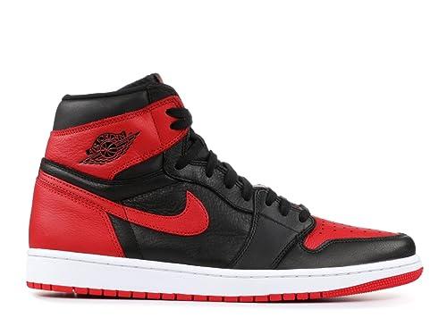 pretty nice 1b4d6 ebc9f Nike AIR Jordan 1 Retro 'Homage to Home' - 861428-061 ...