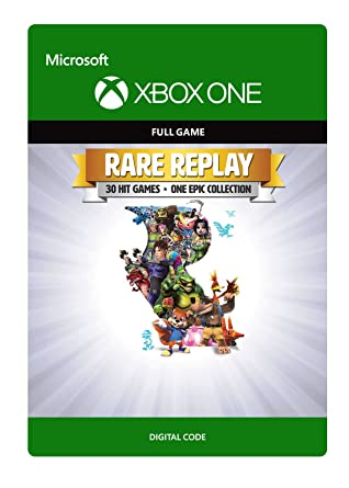 Rare Replay [Xbox One - Download Code]: Amazon co uk: PC & Video Games