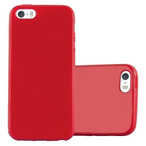 iphone 5 coque rouge