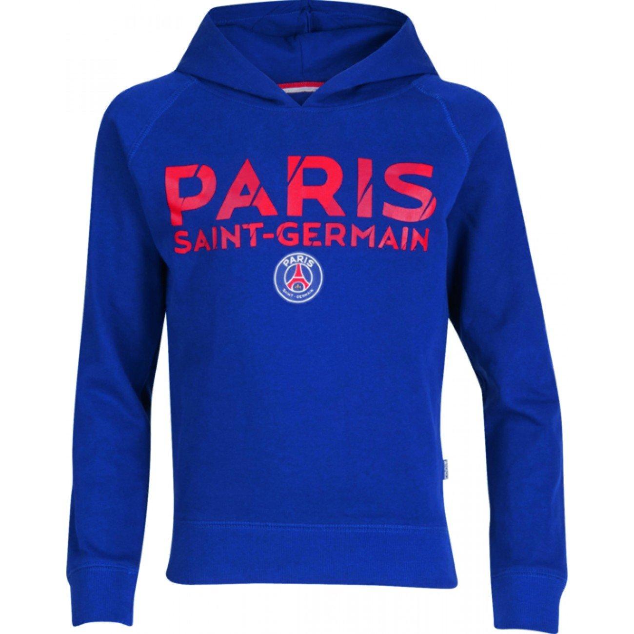 Sweat Kapuze PSG – offizielle Kollektion PARIS SAINT GERMAIN – Größe ...