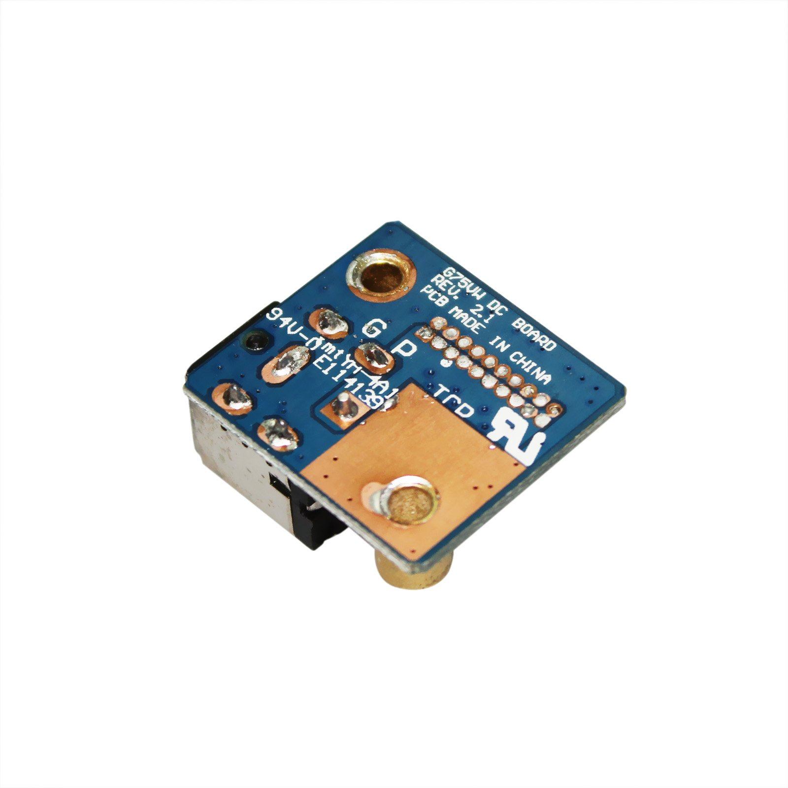 GinTai DC Power Jack Board Charging Port for Asus RoG G75 G75V G75VX G75VW G75VM G75VX-BHI7N1 69N0NQC10C01 by GinTai (Image #5)
