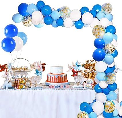 Amazon.com: Wayfun - Guirnalda de globos para fiesta de ...
