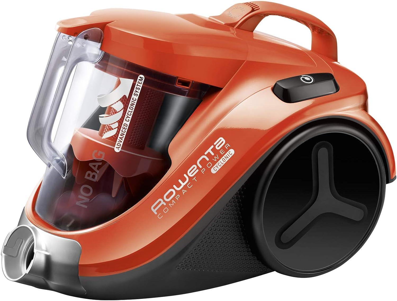 Rowenta Compact Power Cyclonic RO3724EA Aspirador sin bolsa ...