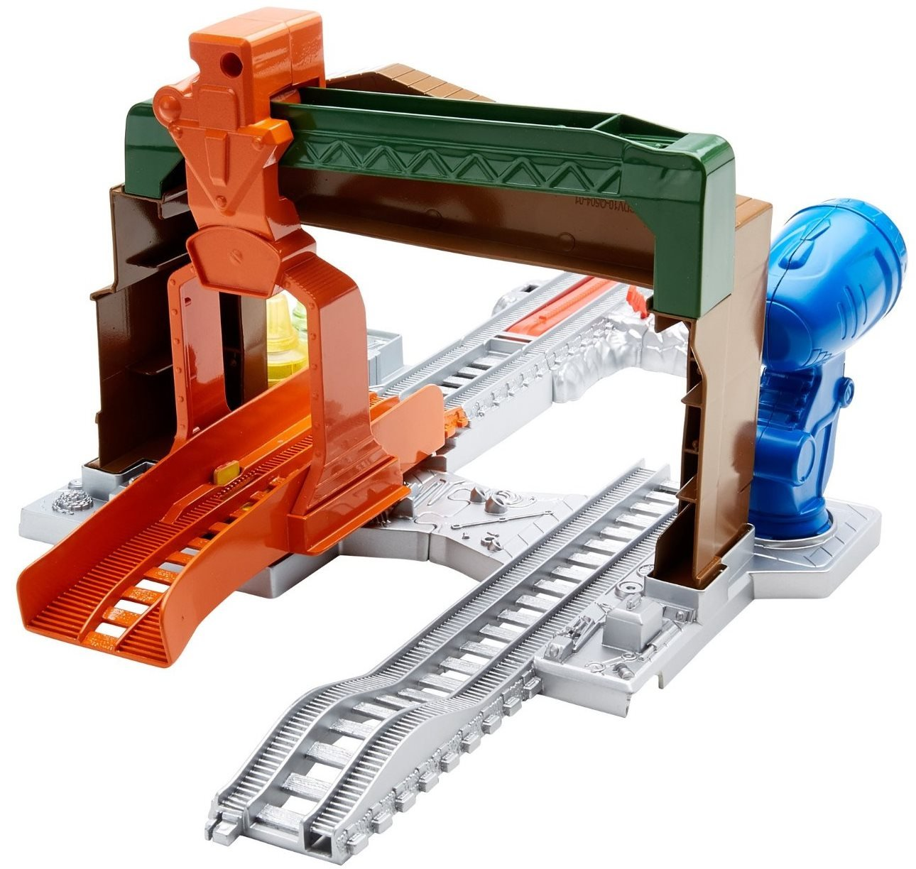Thomas and Friends TrackMaster Sodor Steamworks Repair Station Motorized Railway Train Track Playset Fisher Price DFM70