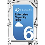 SEAGATE Enterprise Capacity 3.5 6TB HDD 7200rpm SAS 12Gb/s 256MB cache 8,9cm 3,5Zoll 24x7 4K Nativ BL