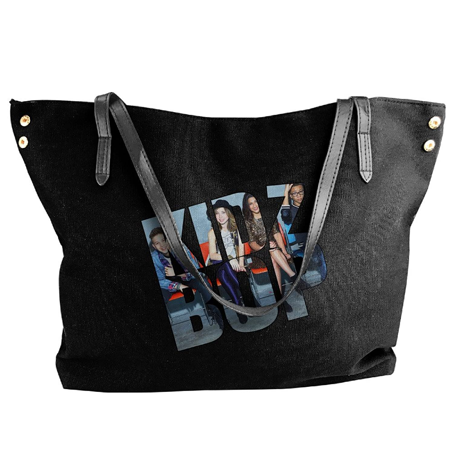 KIDZ BOP Retail Bag For Women Black