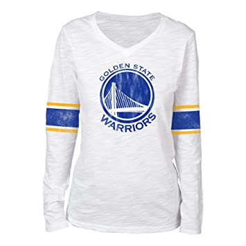 Outerstuff teen-girls NBA guerreros Junior Jefe de equipo de manga larga camiseta, Long