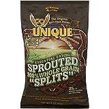 Unique Pretzel Wholegrain Sprouted Pretzels, 8 OZ(Pack of 2)