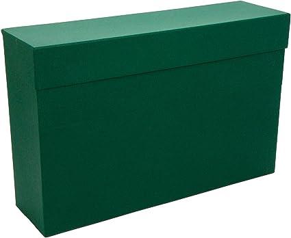 Mariola 944808 - Caja de transferencia A4, color verde: Amazon.es ...