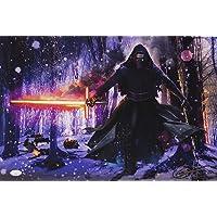 $39 » Star Wars Kylo Ren 19x13 Ltd Ed Lithograph Signed By Greg Horn JSA
