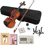 Hallstatt バイオリン 教則本&DVD付き10点セット V-12