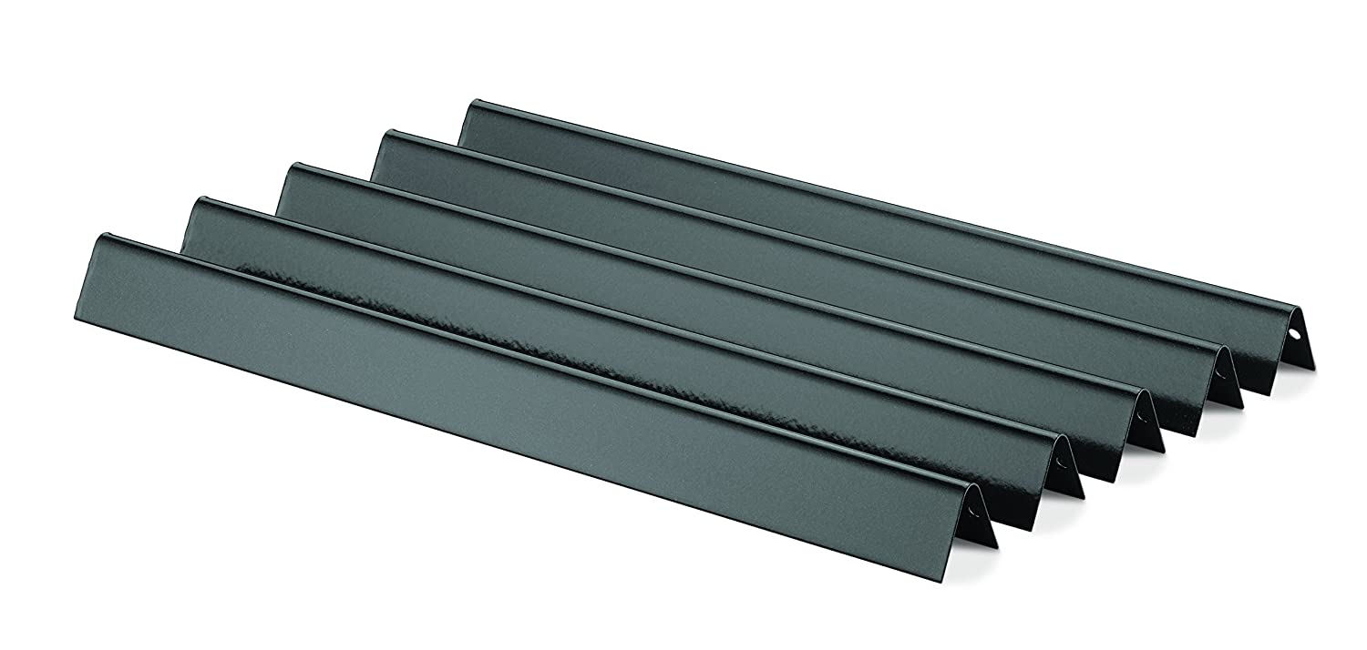 Weber 7534Gas Grill Flavorizer Bars (21.5 x 1.7 x 1.7)