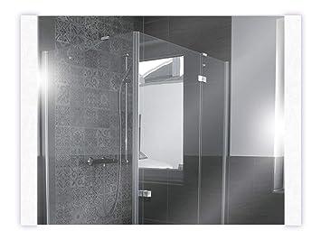 Artland Qualitätsspiegel I Spiegel Badspiegel Gravur 60x80