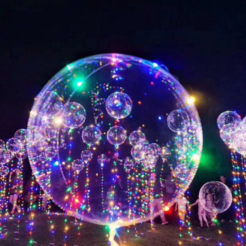 Provided Set Of 9 Handmade Glass Balloons Balloon Lights Christmas Decoration Wedding Other Home Arts & Crafts