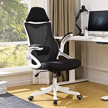 BERLMAN Ergonomic High Back Mesh Office Chair