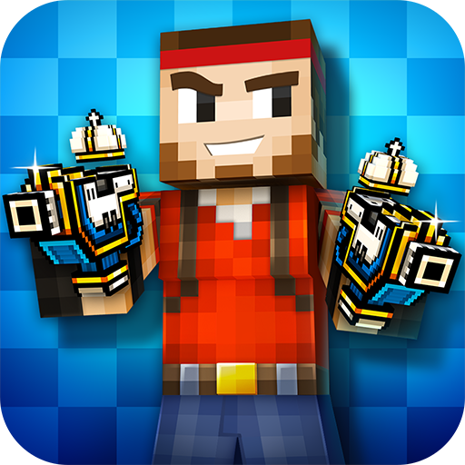 Pixel Gun 3D (Pocket Edition) - multiplayer shooter with skin creator (Best Pistols Of All Time)