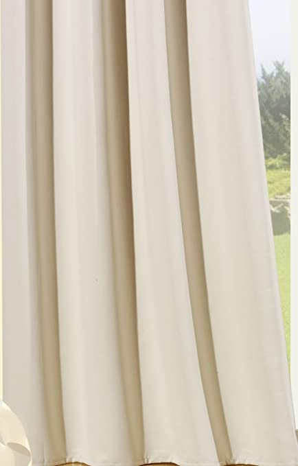 Cortinas térmicas y opacas XXL (245 x 275 cm), listas para