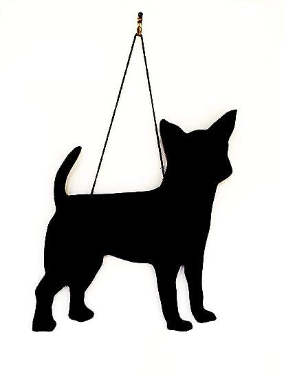 Chihuahua (suave perchero) - de regalo único hecho a mano ...
