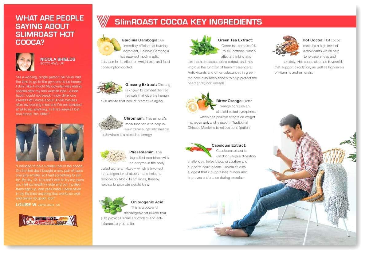 Método Valentus PLAN de 6 Días - CAFE Slim Roast Optimum de VALENTUS - Supresor del Apetito - Control y PERDIDA de PESO
