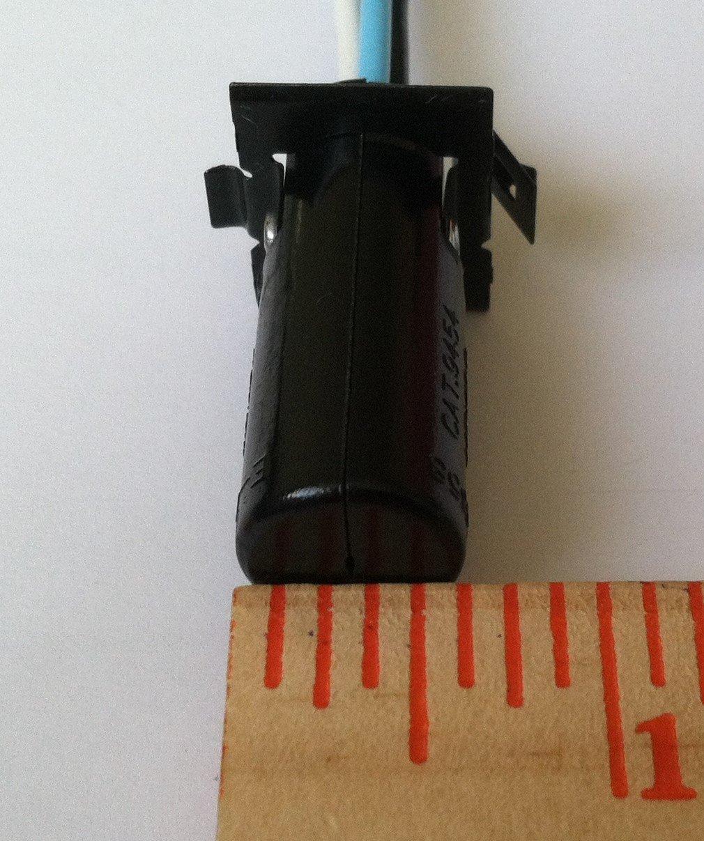 Thermal Detector Protector Cutoff Sensor 120 Volt 3-Wires CAT#9454 ...