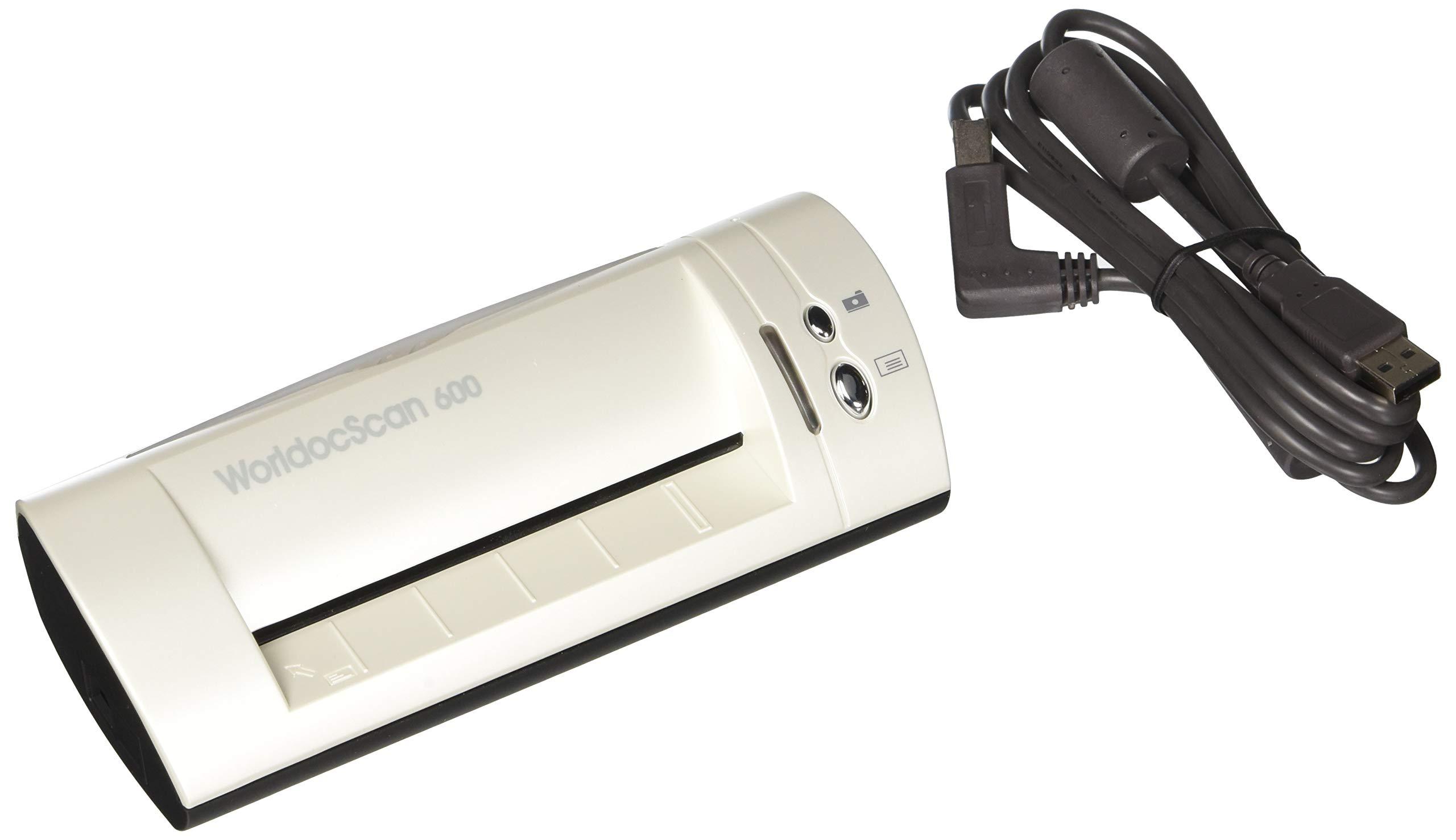 Penpower Portable Color ID Card Scanner (Penpower WorldocScan 600)
