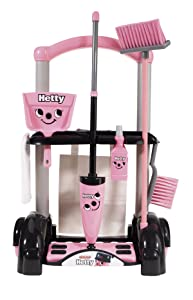 Casdon Hetty Cleaning Trolley