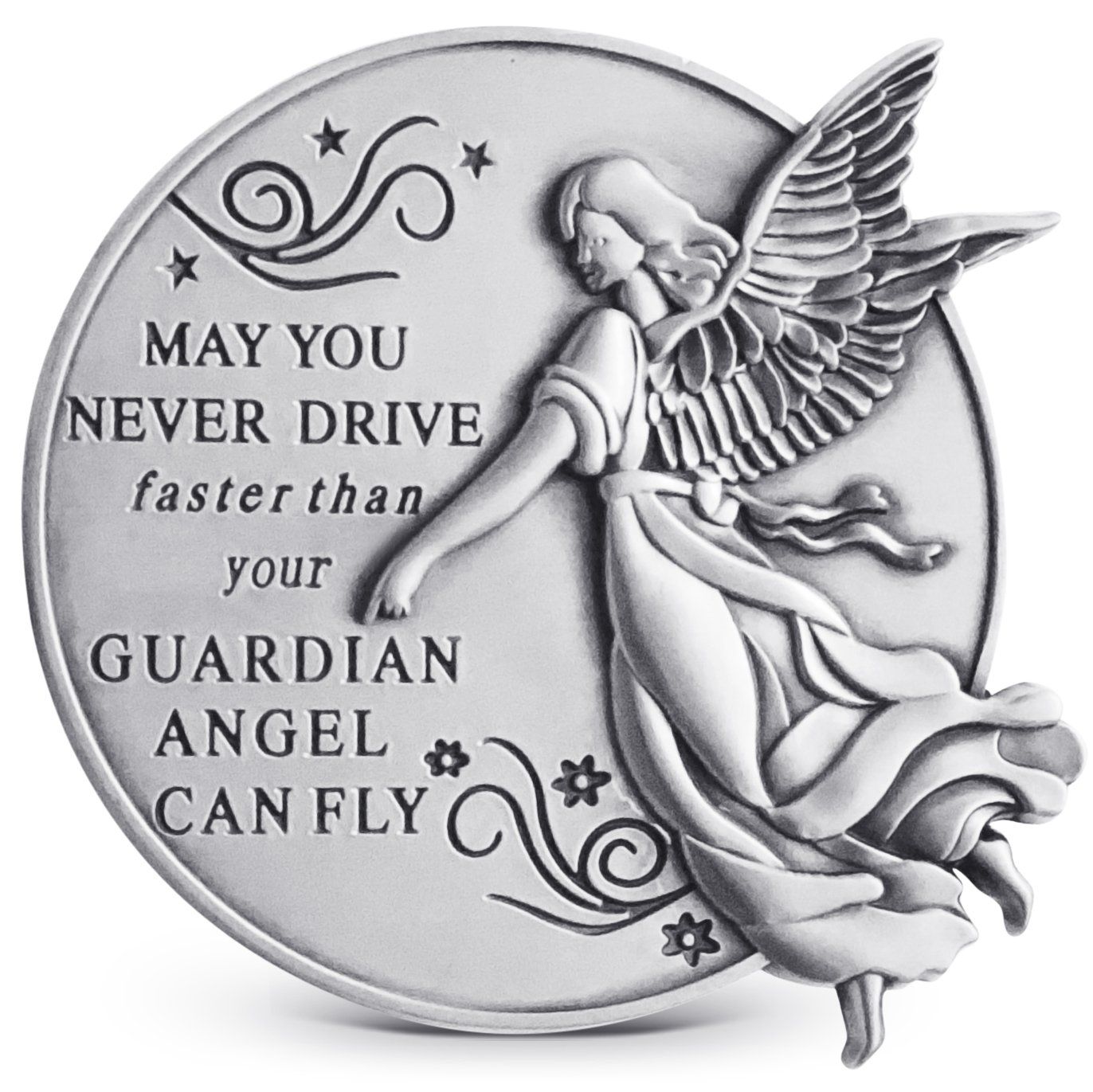 Guardian Angel Visor Clip For Car