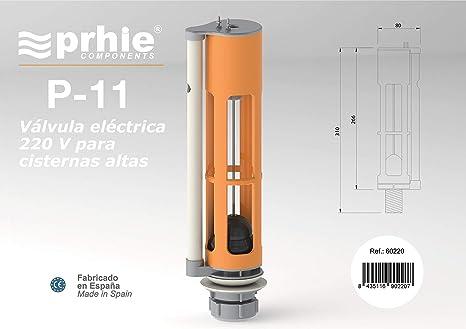 Descarga Eléctrica WC Prhie P-11 220V