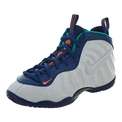on sale a69d3 32a09 Nike Boy's Little Posite Pro Ps 'Neptune Green' Style 843755 ...