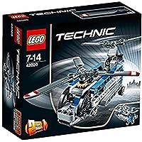 Lego Technic - 42020 - Jeu De Construction - L'hélicoptère Bi-rotors