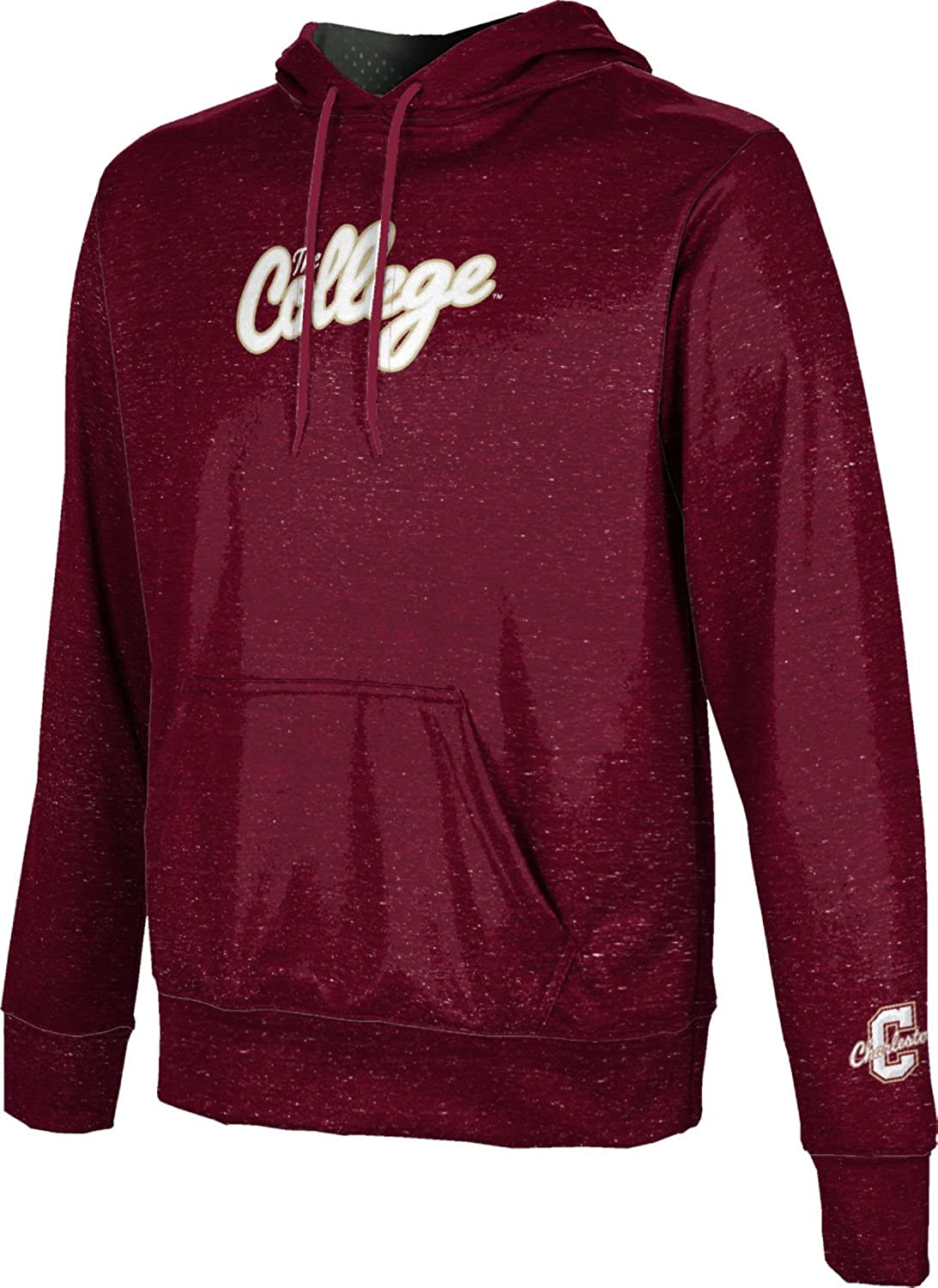 ProSphere College of Charleston University Boys Pullover Hoodie Heathered