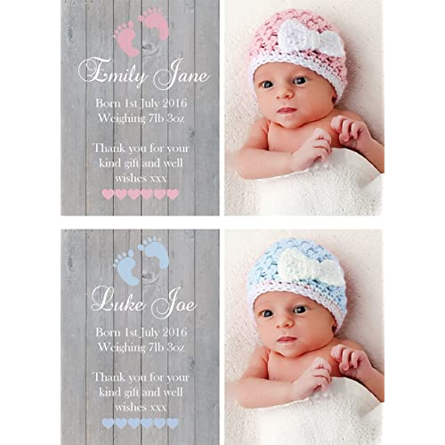 Baby Announcement Cards Amazon Co Uk