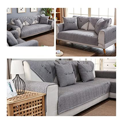 Amazon.com  DIGOWPGJRHA 3 Cushion Sofa slipcover 9929d73ef2ff