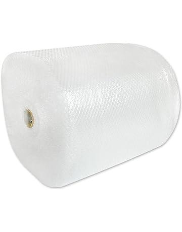 100 m rollo de plástico de burbujas 50cm de ancho, doble capa 40my Bubble-