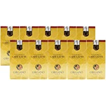 ... 10 Boxes of Organo Gold Ganoderma -Gourmet Café Latte Coffee (20 sachets per box
