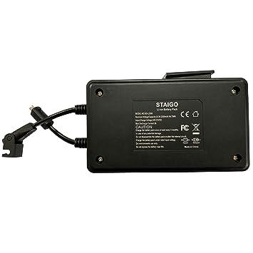 STAIGO Bateria para Sillón reclinable eléctrico-Sofá reclinable con Fuente de alimentación-Silla elevadora-Sillones reclinables Lazy Boy-baterías para ...