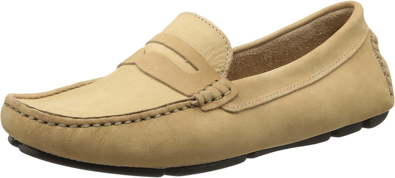 lovely Massimo Matteo Penny Keeper Almond Women's Moccasin Shoes