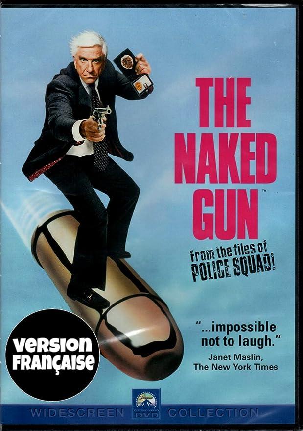 Amazon.com: 4 Film Favorites: Leslie Nielsen (Naked Gun