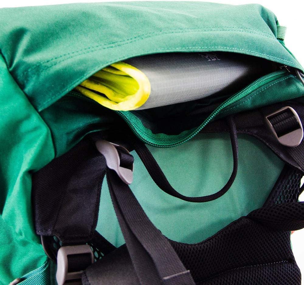 Osprey Europe Mens Rook 50 Ventilated Backpacking Pack