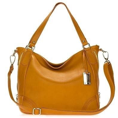 ae450e5526 Giordano Italian Made Tan Leather Large Shopper Tote Handbag ...