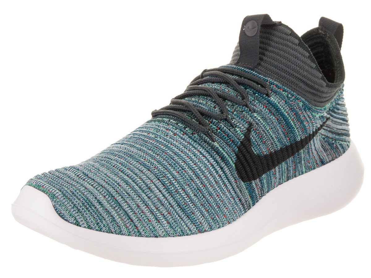 buy online 336cf 41628 Nike Men's Roshe Two Flyknit V2 Running Shoe 10.5 Blue