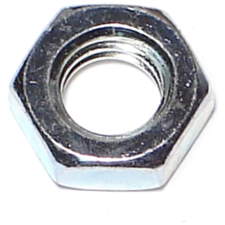 7//16-14 Hard-to-Find Fastener 014973259303 Coarse Hex Jam Nuts Piece-50