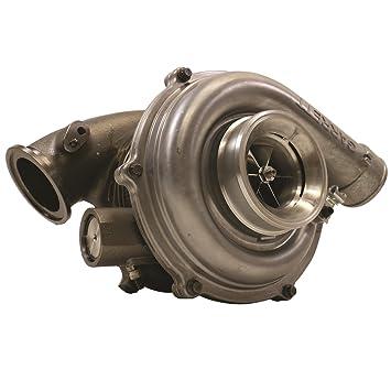 BD Diesel 1045821 Screamer Performance Exchange Turbo Stage 2 GT37 Turbo 10 Blade Turbine Wheel Billet