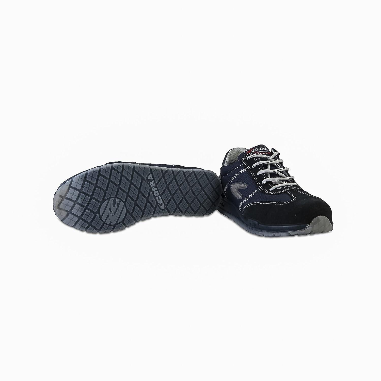 Cofra 78400 – 003.w45 taglia 45 45 45 s1 p src Brusoni Scarpe di sicurezza, Blu/Nero  - b42c6d