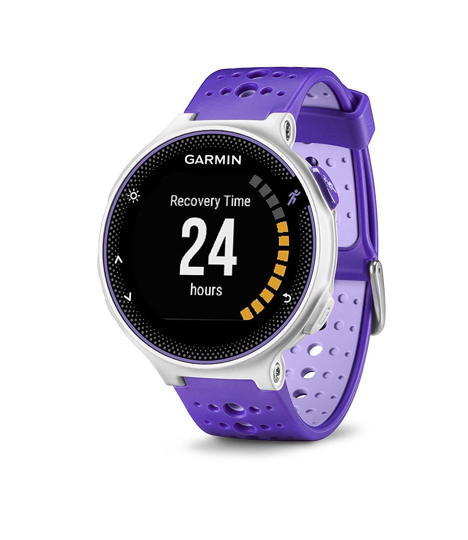 Garmin Forerunner 230 - Purple/white (Certified Refurbished) by Garmin