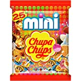 Chupa Chups Mini Bag, 6g , (Pack of 25)